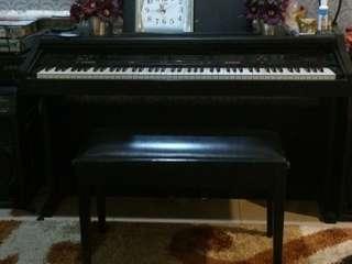 piano panasonic