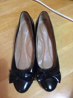 Scholl 黑色高跟鞋 size 38