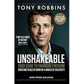 eBook - Unshakeable by Tony Robbins
