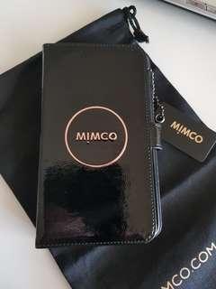 Mimco new Iphone 6 plus leather case
