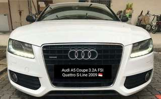 Audi A5 Coupe 3.2cc