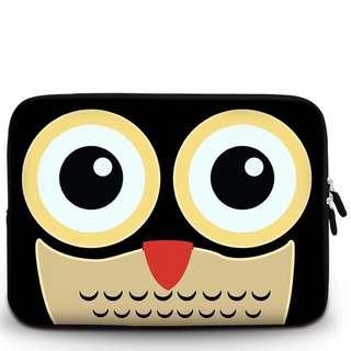 BN ☘️Ready ☘️ Laptop Sleeve - Owl 15.6