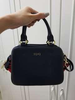 EQ:IQ bag