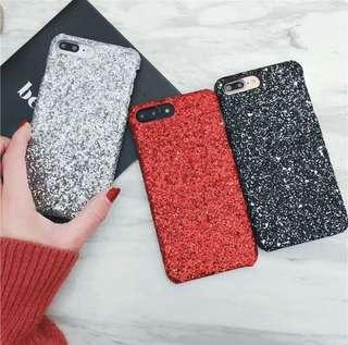 Oppo, Iphone, Vivo Glitter Case