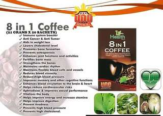 8 in 1 coffee
