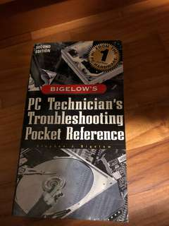 PC technical troubleshooting pocket reference