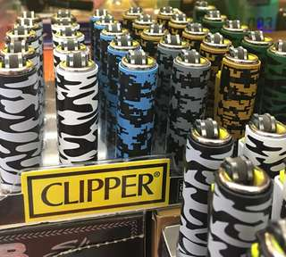 Limited edition clipper lighter