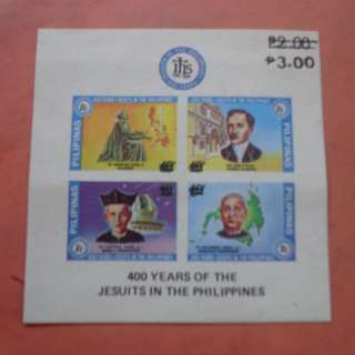 400 YEARS OF JESUITS IN THE PHILIPPINES