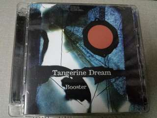 Music CD (2xCD): Tangerine Dream–Booster - Electronic, Ambient