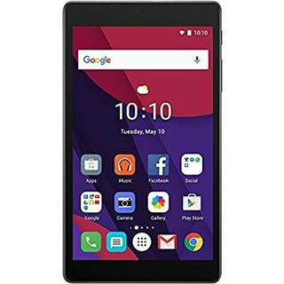 Alcatel pixi 4 7'inch wifi tablet (black)