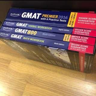 GMAT Kaplan 2016