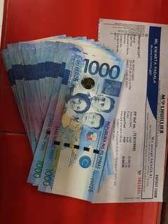 Payment tru BDO Remittance