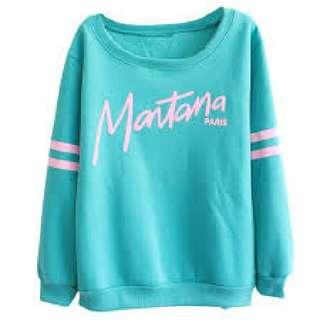 Sweater Montana Paris
