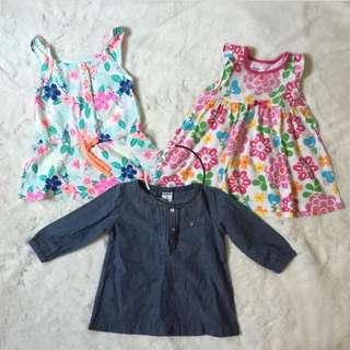 Carters blouse set