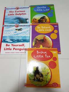 Reader's Digest Young Families books
