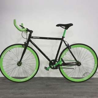 Green Harris Fixie