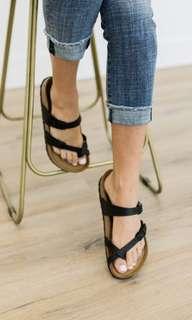 Birkenstock Mayari Black size 36 sandals