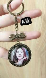 🚚 韓國女團「 TWICE 」子瑜 時光寶石鑰匙圈