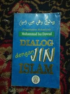 BUKU DIALOG DENGAN JIN ISLAM