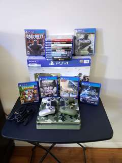 Selling Sony PlayStation 4 1Tb Slim COD Edition