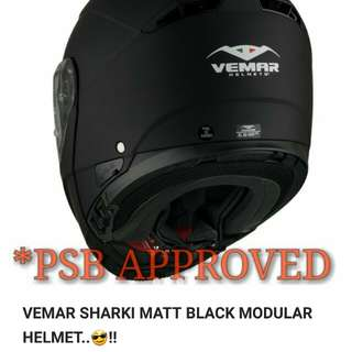 Vemar psb approved matt black