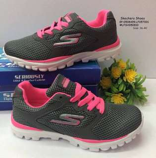 SKECHERS SHOES  Size: 36,37,38,39,40 Always Provide Euro Size