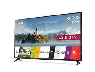 "55"" LG 4K Smart TV"