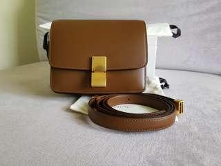 Authentic Celine Small Box Bag