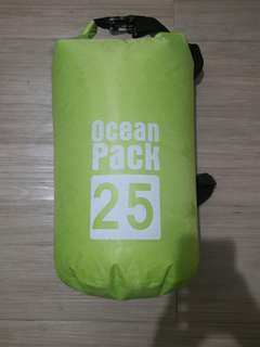 Ocean Pack Waterproof Dry Bag 25L