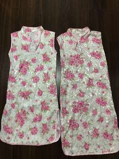 Cheongsam dresses girls $6 each