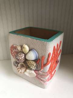 Stationery/Accessories Seashell Holder
