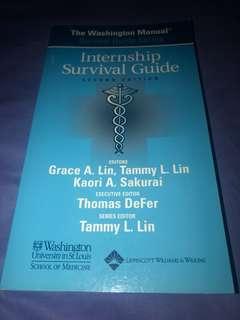 The Washington Manual Internship Survival Guide 2nd Ed.