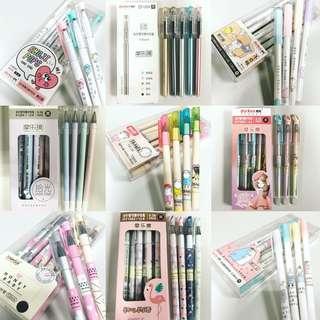 Erasable Friction Pen (12pcs per box)