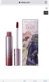 Cute Press Beauty and the Beast Matte Liquid Lipstick