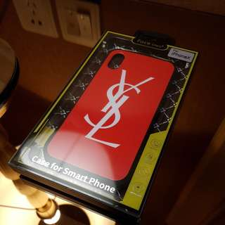 Iphone 10 casing YSL