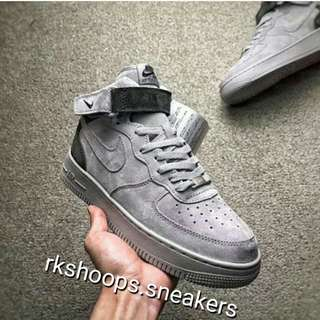 [Promo] Nike Air Force 1 mid reigning champ