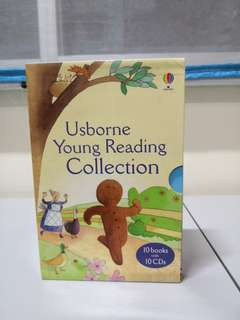Usborne young reading collection