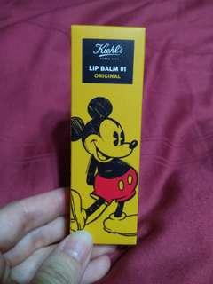 Kiehl's Disney Lip Balm #1 Original Mickey Mouse Edition