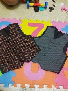 Vest for baby boy bundle