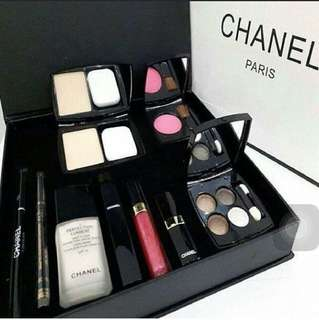 Chanel Makeup 9in1 Set With Chanel PaperBag[RAYA 2018  & Mother's Day SPECIAL]♡