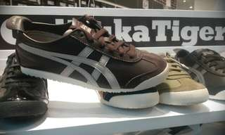 PO Shoes by Onitsuka