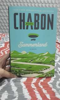 Summerland by Pulitzer Prize winner Michael Chabon