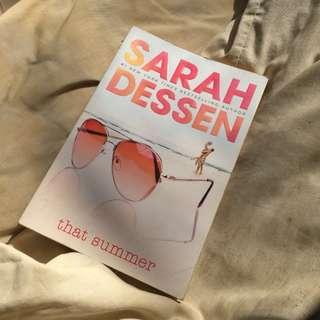 This Summer - Sarah Dessen