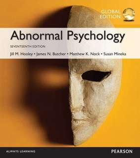 PL3236 Abnormal Psychology