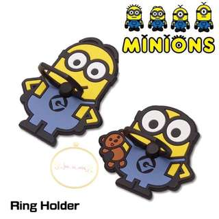 Minions Ring Holder