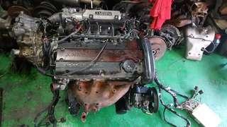 Engine gsr turbo jual lerai