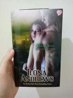 Novel ilona andrew