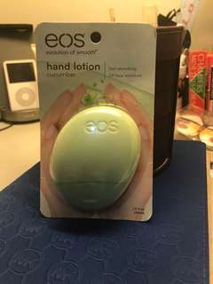 Authentic EOS Cucumber Hand Lotion