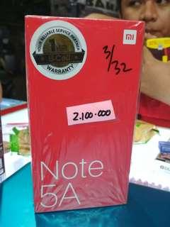 Xiaomi Note 5A 3/32