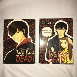 Talk back and You're Dead (part 1 and 2)